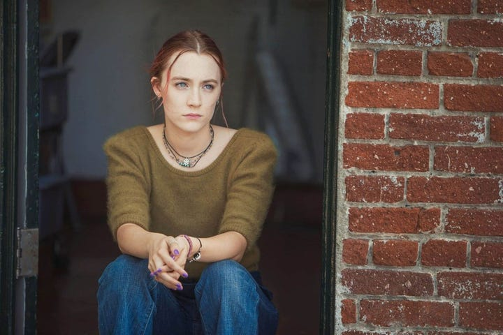 Francis celebrates alum Greta Gerwig's Oscar nominations with Lady Bird