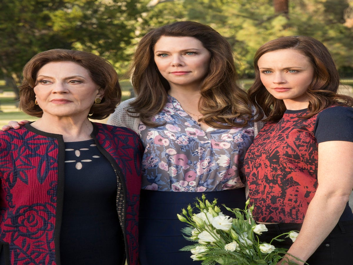 R29 Binge Club: Gilmore Girls: A Year In The Life Recaps, Episodes 1-4