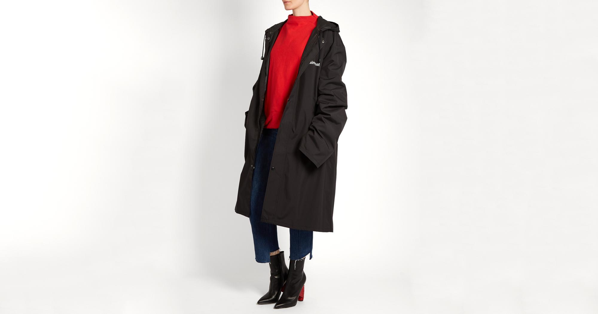 What To Wear In The Rain - Stylish Raincoats, Waterproof Jackets