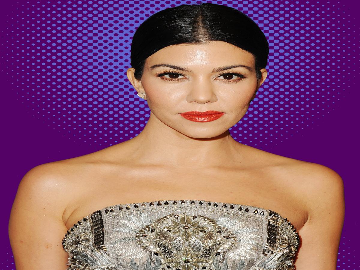 Kourtney Kardashian Is Now Highlighting An Unexpected Body Part