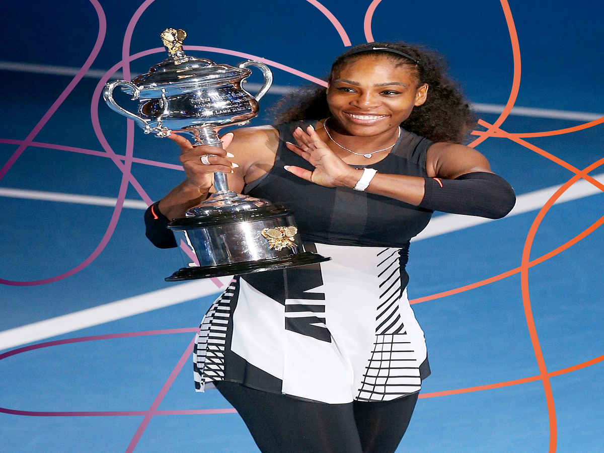 10 Times Serena Williams Won The Beauty Game