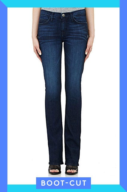 Fall Jeans For Women Non Skinny Denim