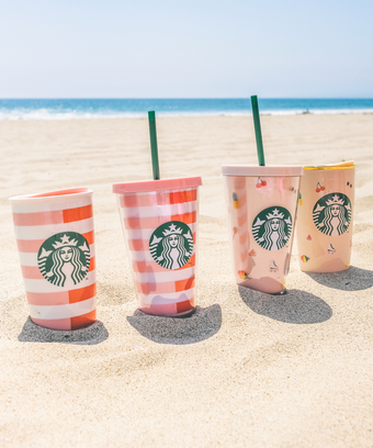 Starbucks Bando Second Collection July