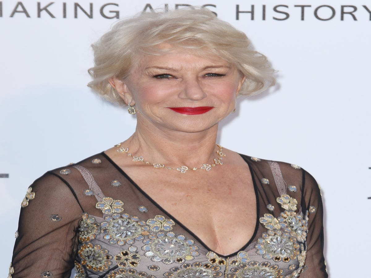 You Have To See This Video Of Icon Helen Mirren Shutting Down A Sexist Interviewer