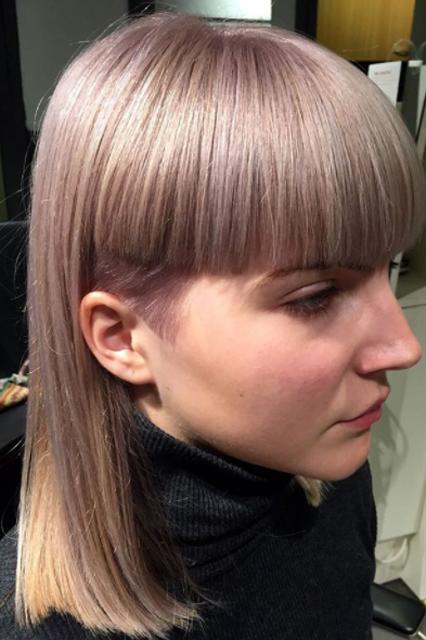 London Tokyo Trends For Hair International - Undercut hairstyle london