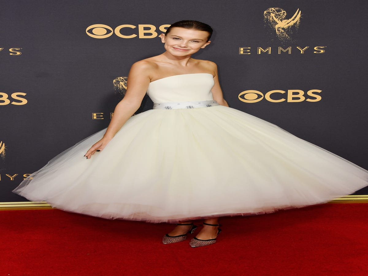 Celebrities Are Serving Up Some Serious Looks At This Year s Emmys