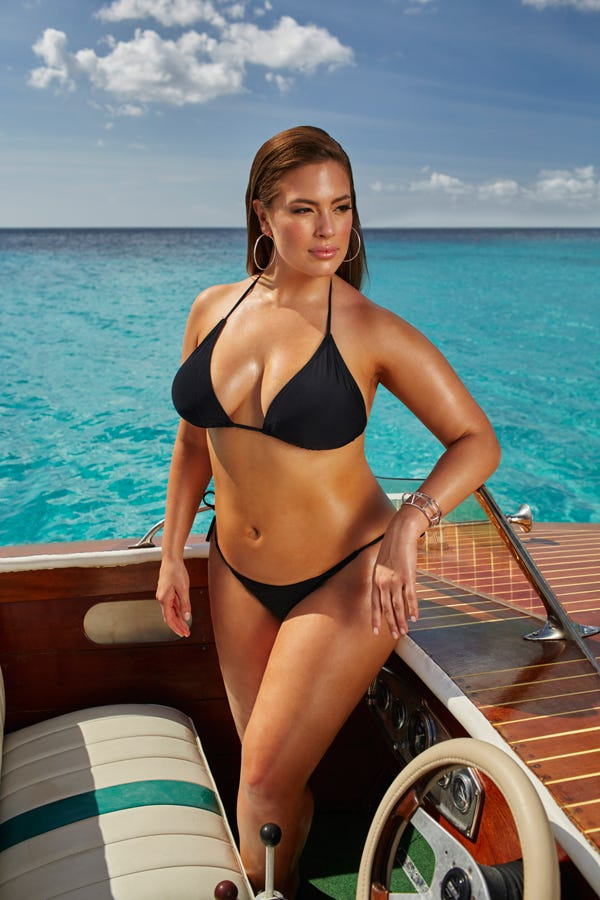 a760dabcd32 Ashley Graham s Swimsuit Line Launches Today