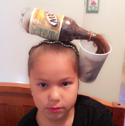Crazy hair day kids hairstyles photo via 0k4y urmus Image collections