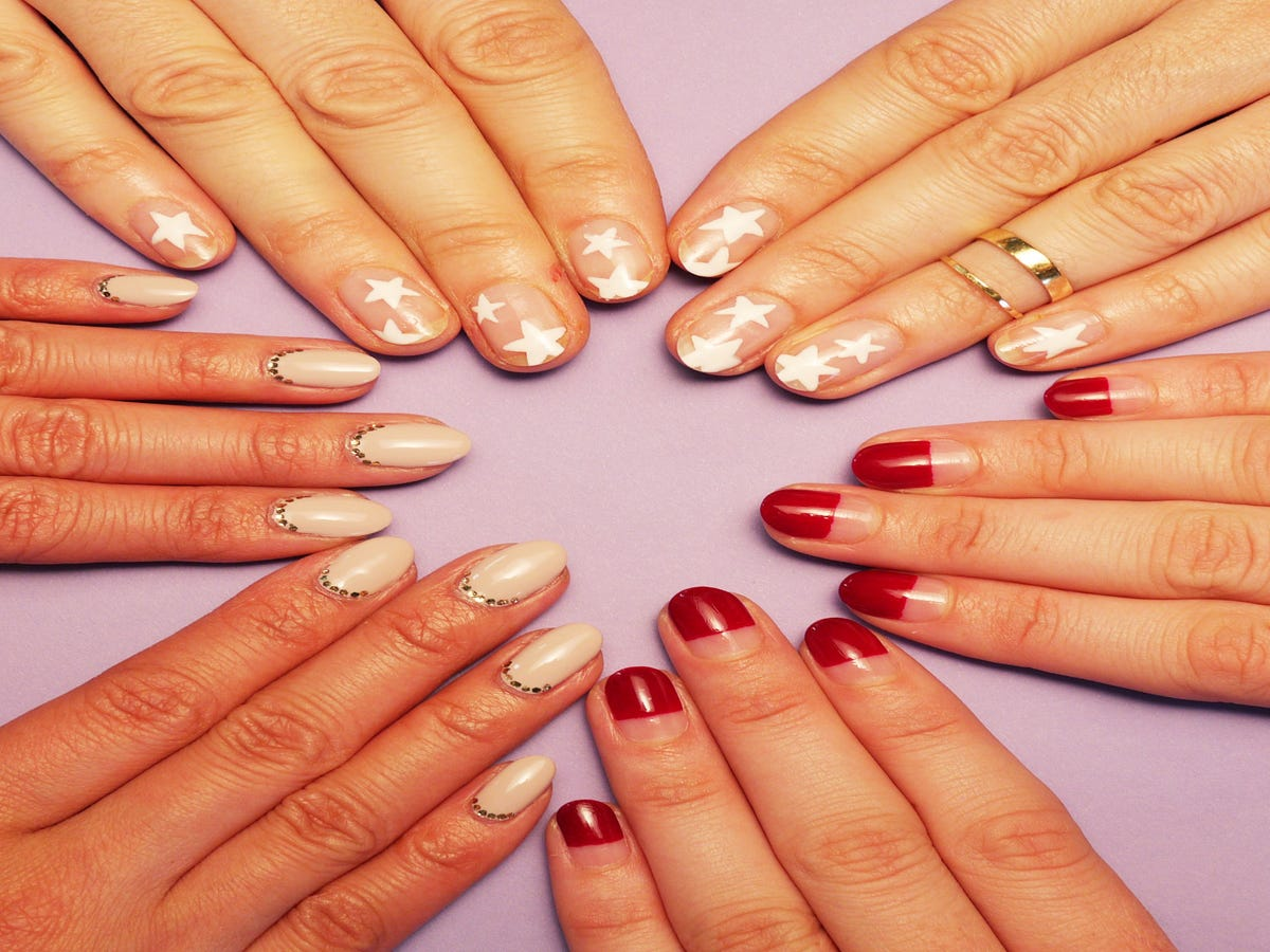 The Best Nail Trends Coming Out Of L.A. s Raddest Salon