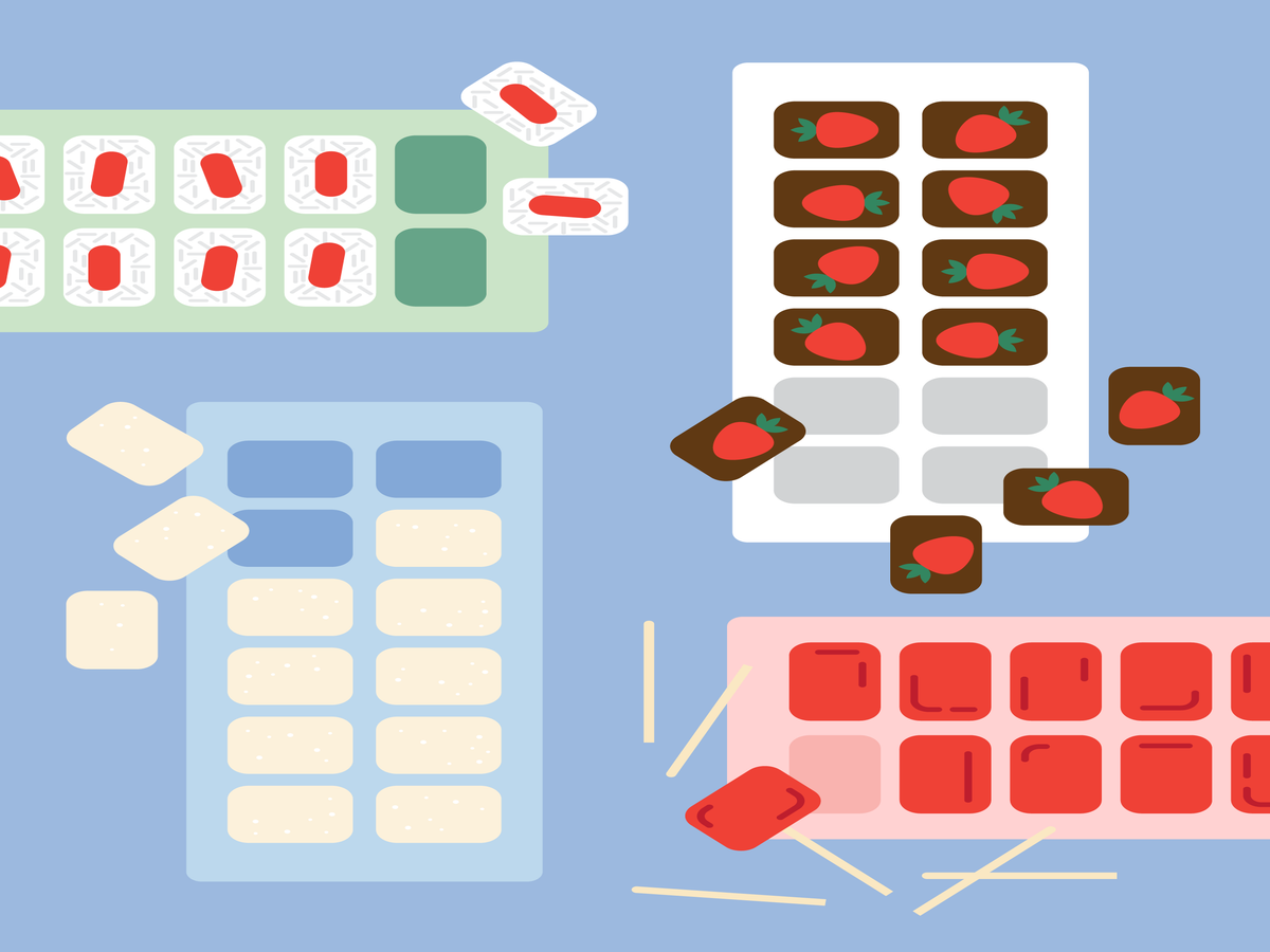 10 Easy Hacks That Only Require An Ice Cube Tray