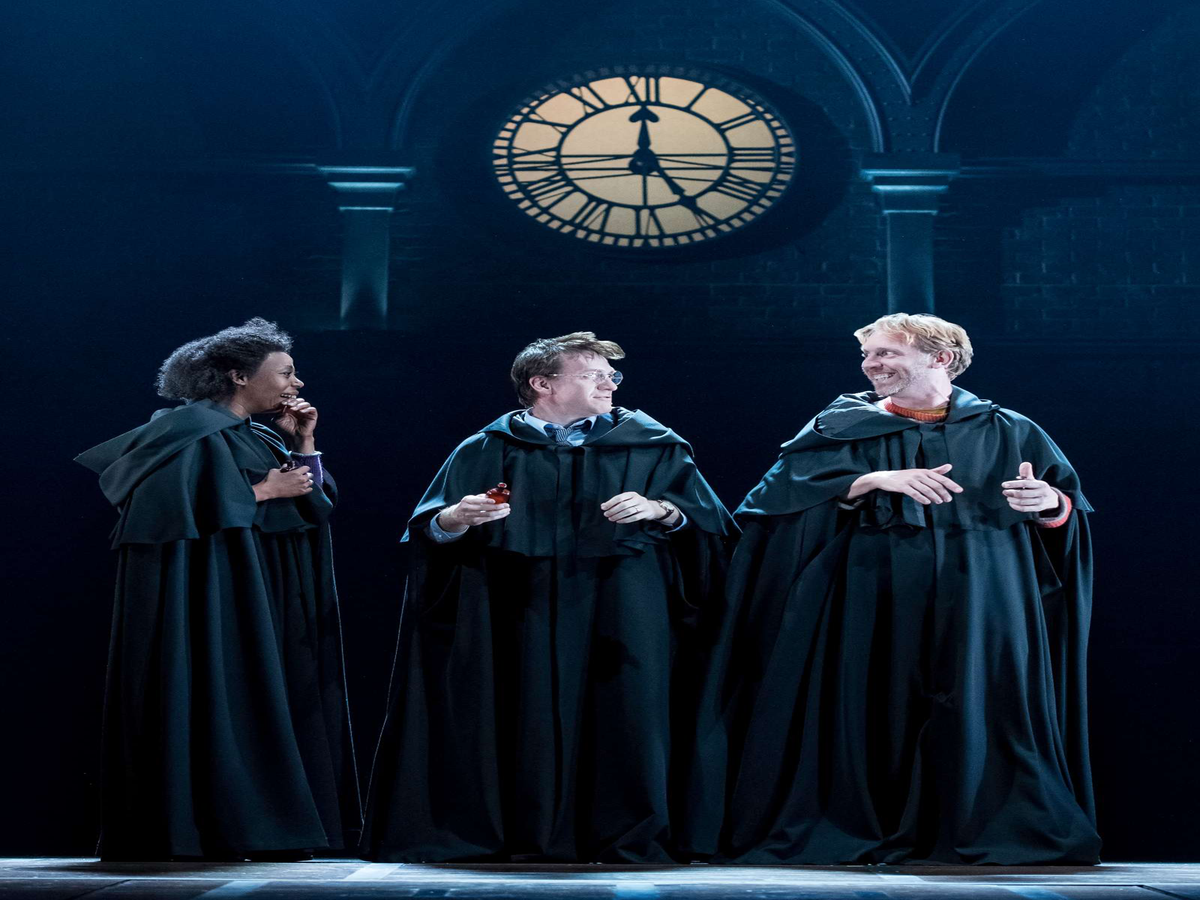 Lumos! Harry Potter & The Cursed Child Will Light Up Broadway Next Year