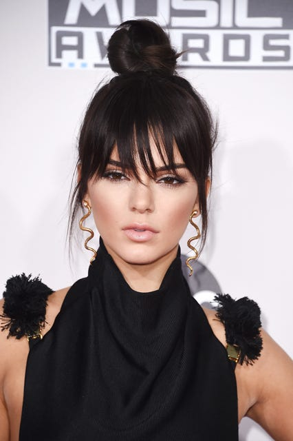 Another Big AMAs Haircut: Kendall Jenner Just Got Bangs