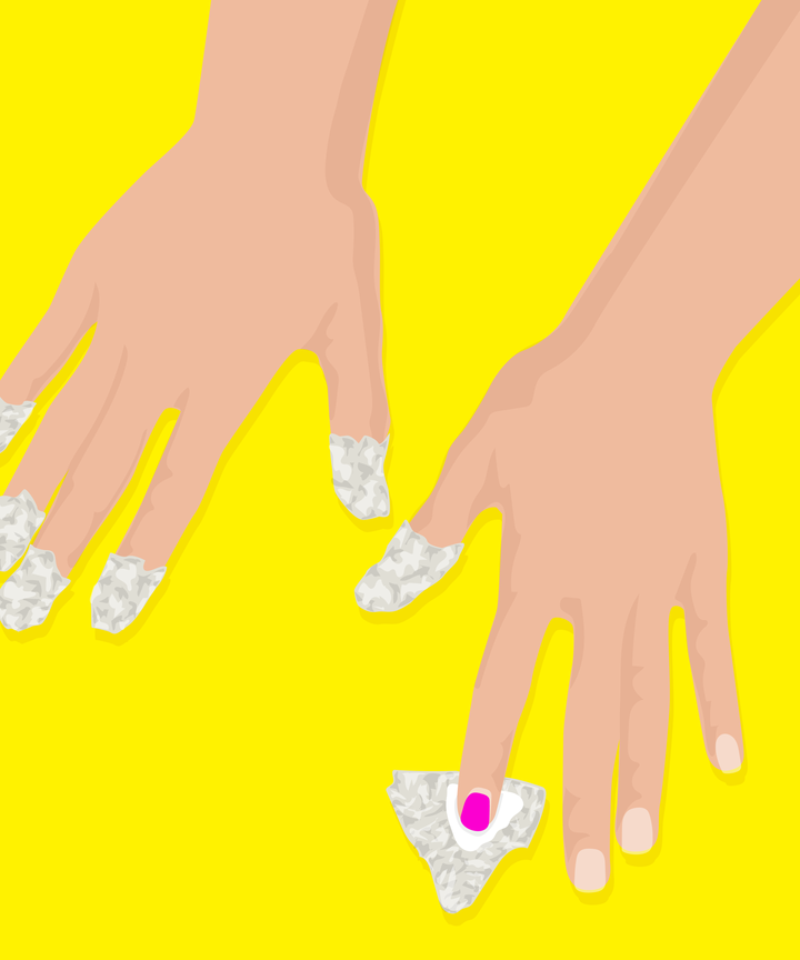 Nail salon manicure tipping etiquette i think you should tip for most services you receive says gibson like waiters many nail technicians rely on tips as an important supplement to urmus Choice Image