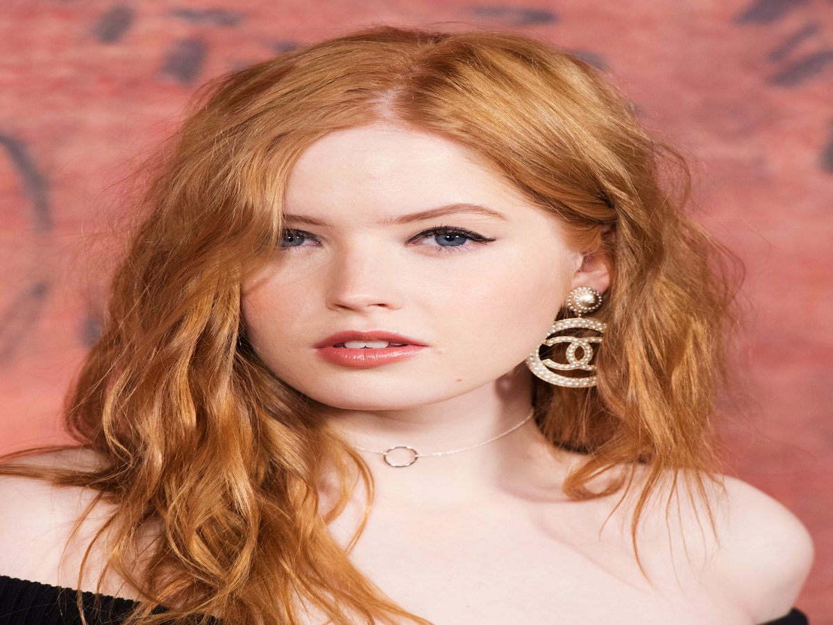 Why You'll Be Seeing Ellie Bamber Everywhere Soon