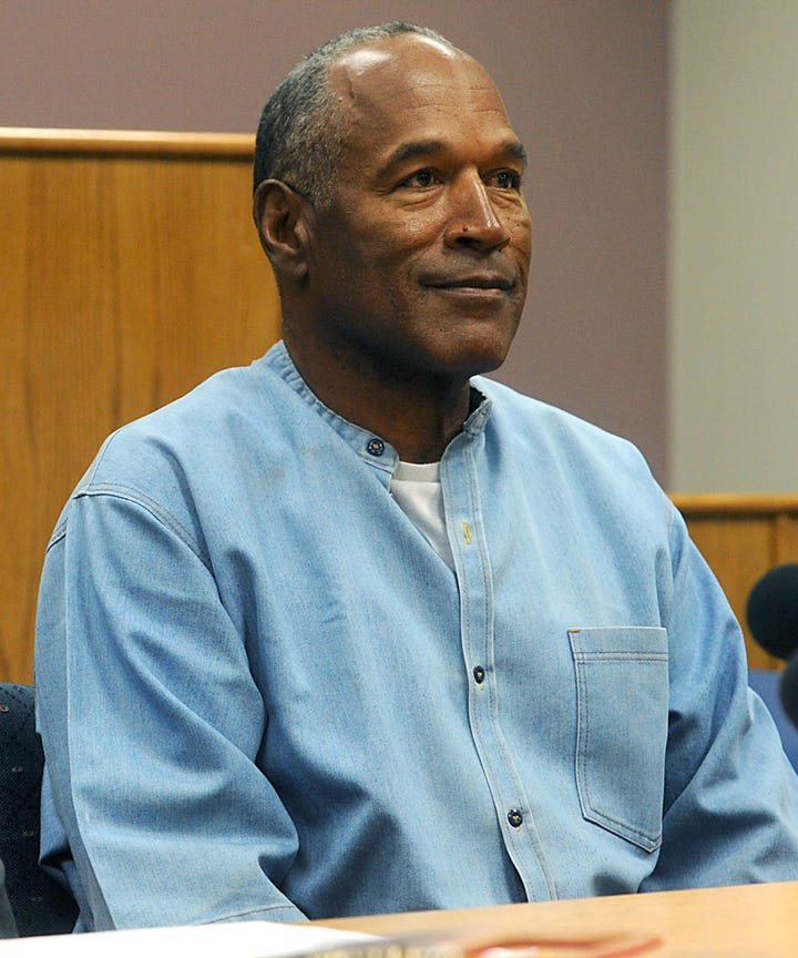 New OJ Simpson Museum To Feature Artifacts From 1995 Murder Case
