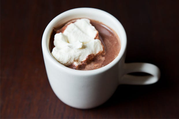 How To Make The Perfect Hot Cocoa — With Real Chocolate