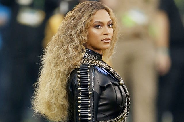 Beyoncé Uses Super Bowl 50 To Announce The Formation World Tour