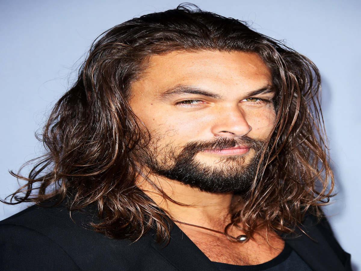 Jason Momoa Directed & Stars In This Adorable Short About Father's Day