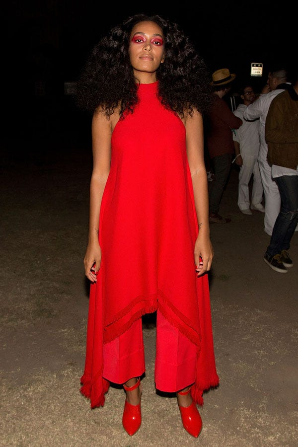 Solange Knowles: Best Fashion & Style Moments | Glamour UK
