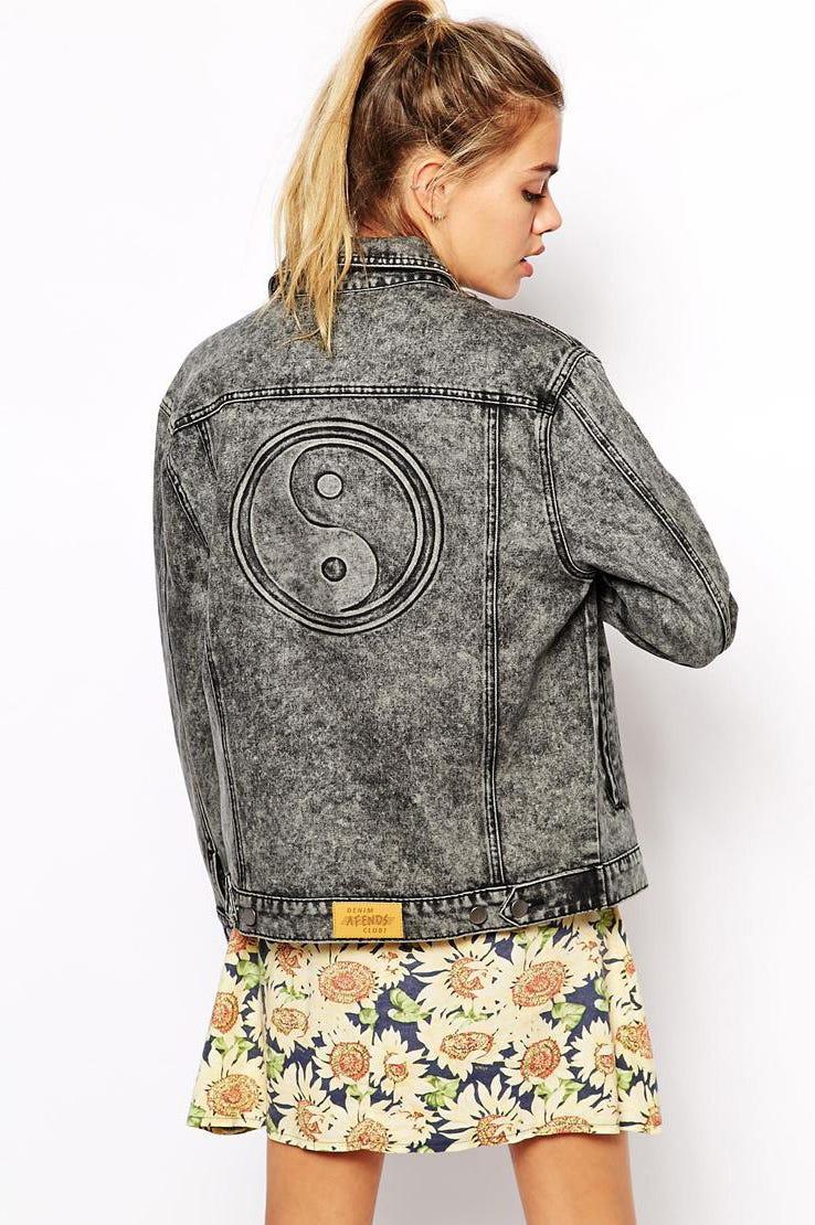 Denim Jackets Fall 2014 - Stylish Jeans