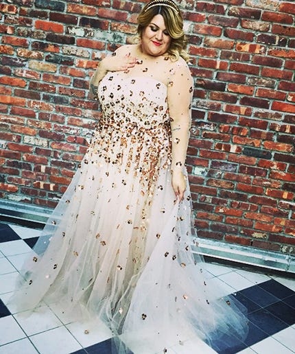 The Hottest Looks from Christian Siriano\'s Lane Bryant Collection ...