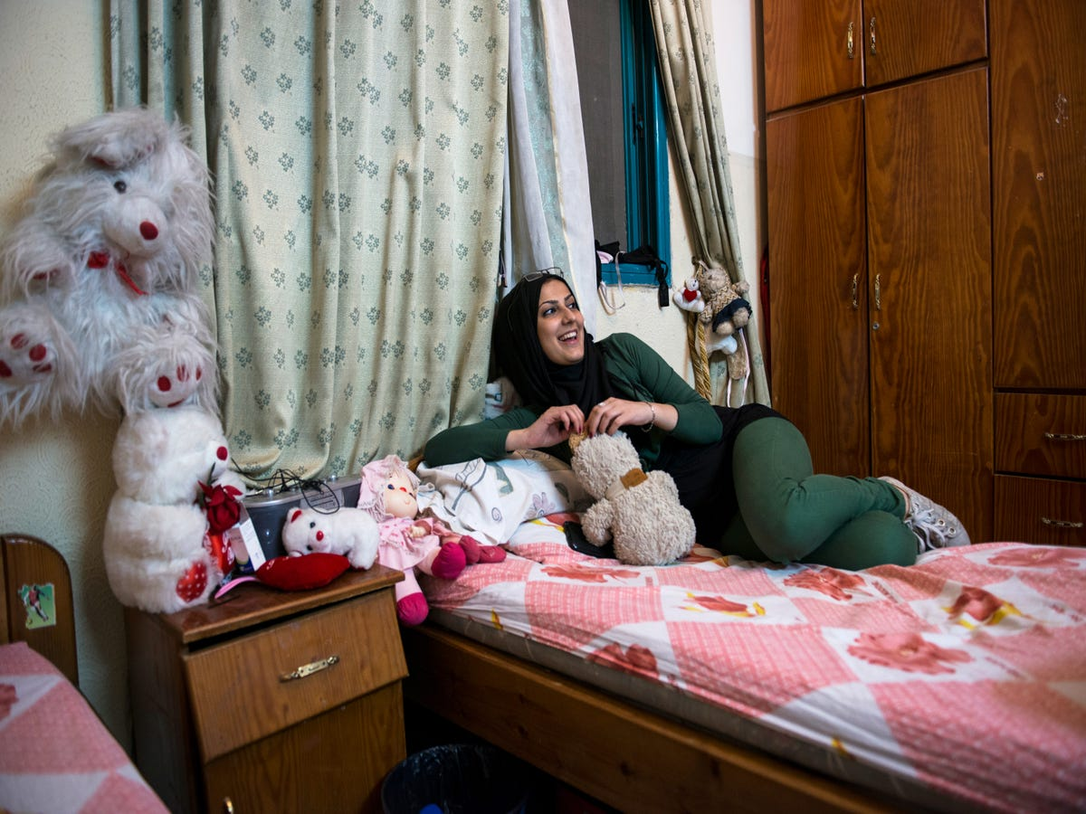 This Is What It's Like For Girls Growing Up In Gaza