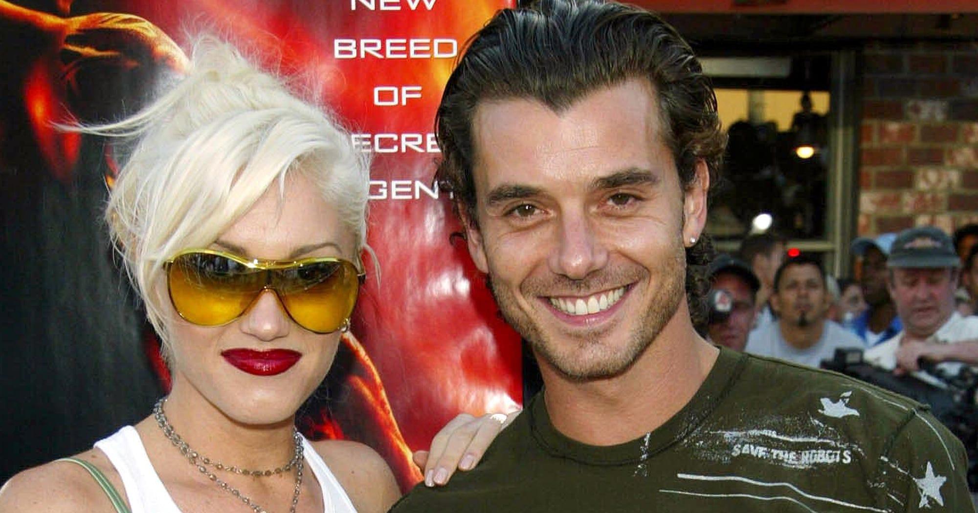 Gwen Stefani Gavin Rossdale Stalked Her Before Dating