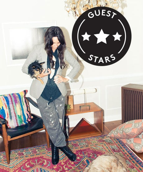 raquel coveteur GuestStars