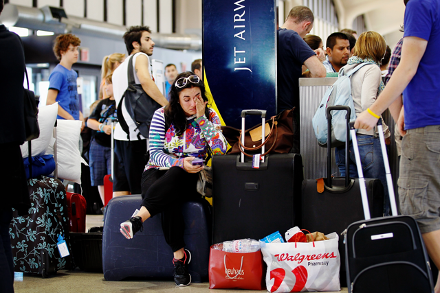 This Is The Most Miserable Airport In America