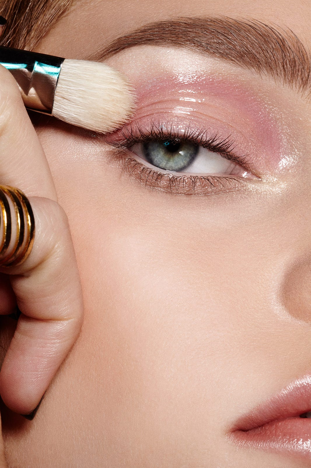 Fall couture week makeup trends ccuart Gallery