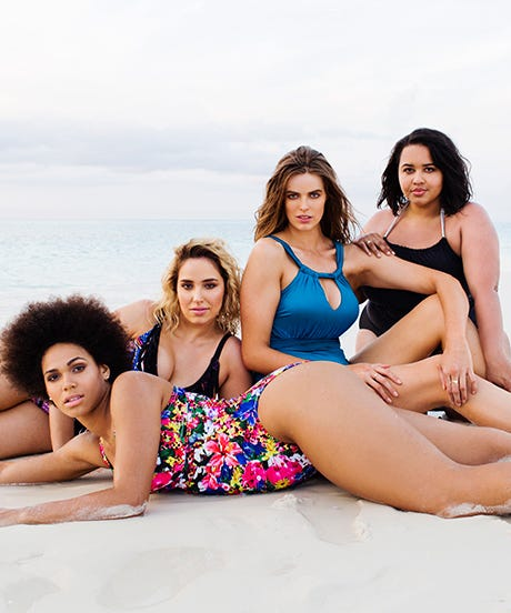 You've Never Seen A Swimsuit Calendar Quite Like This