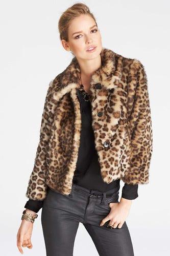 Faux Fur Coats - Warm Winter Jackets
