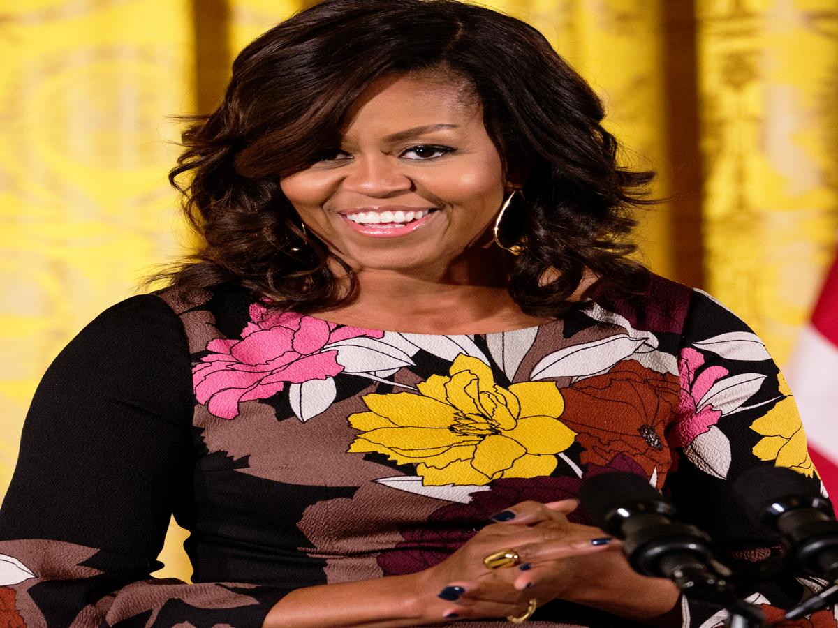Michelle Obama - cover