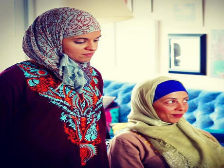A Muslim Feminist Comedy Series That Tackles Dating, Gay Marriage & Vibrators? Yep.