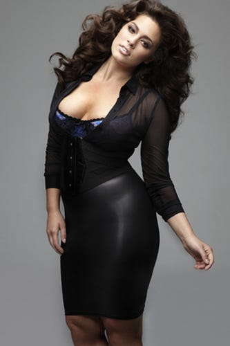 plus size models - hottest curvy women in fashion