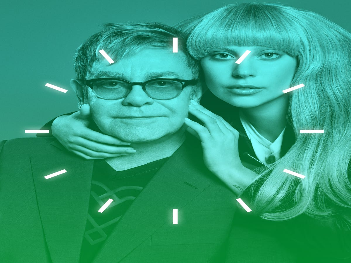 Lady Gaga & Elton John Teamed Up For A Clothing Line, Plus More Stories
