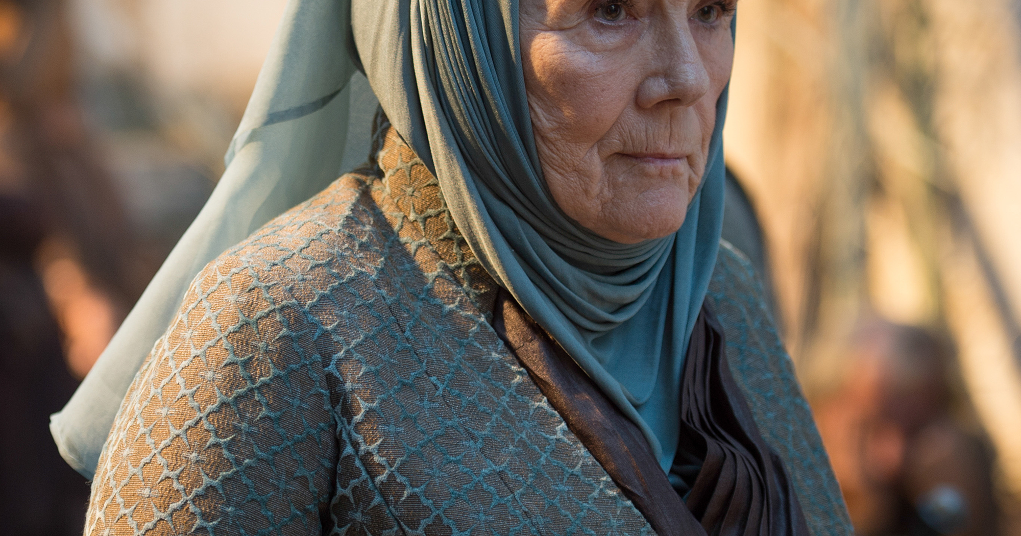 Stop What You're Doing & Enjoy This Photo Of A Young Lady Olenna Tyrell