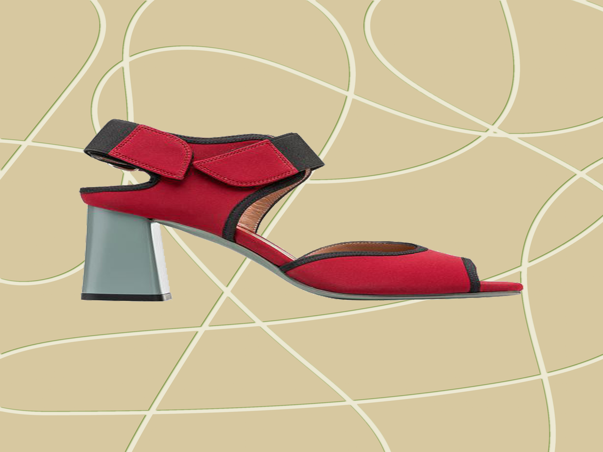20 Heels You Can Actually Walk In