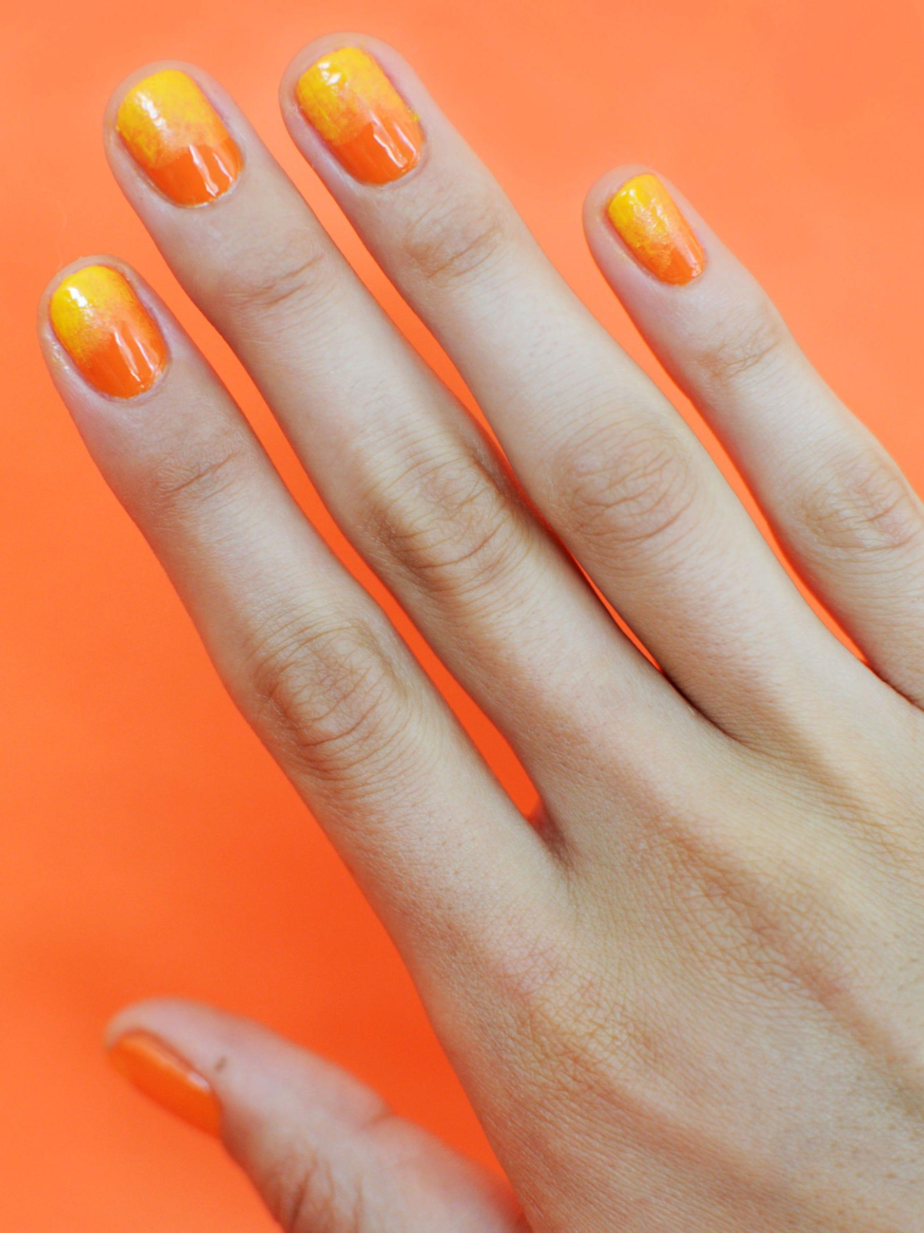 Halloween nails designs inspiration photos ideas prinsesfo Choice Image