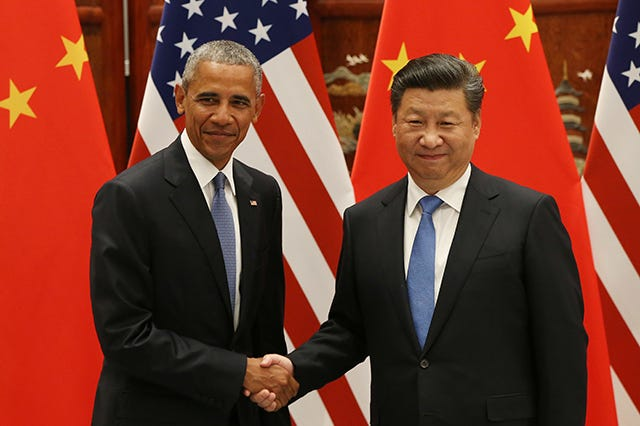 U.S. & China Agree To Paris Climate-Change Accord