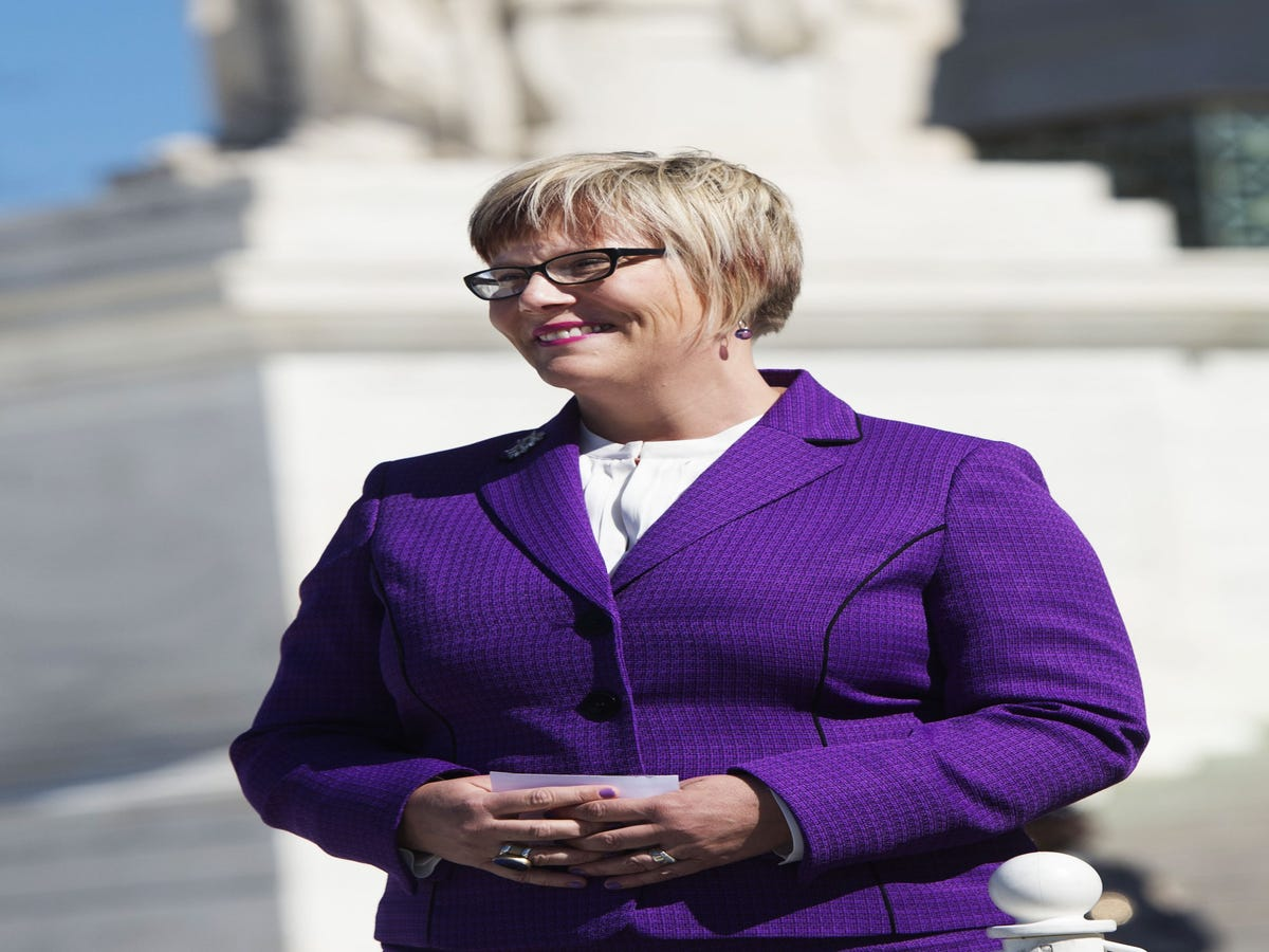 Meet The Woman Fighting For Abortion Rights At The Supreme Court
