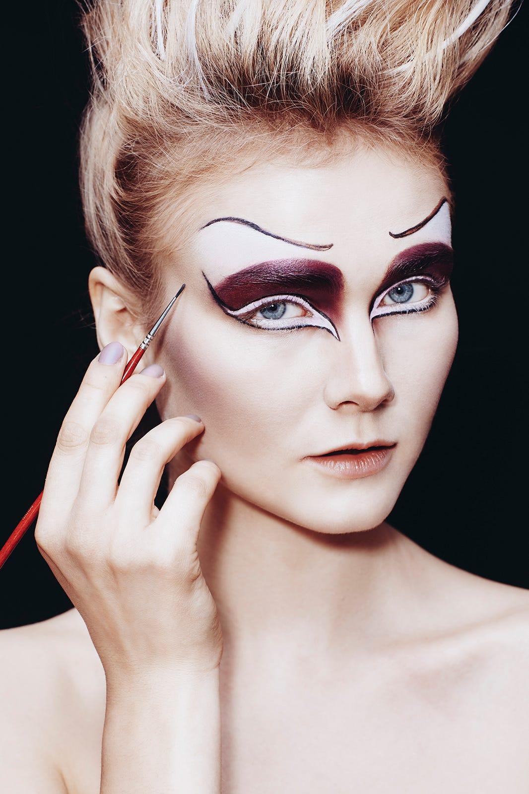Cool Makeup Halloween Costume Ideas