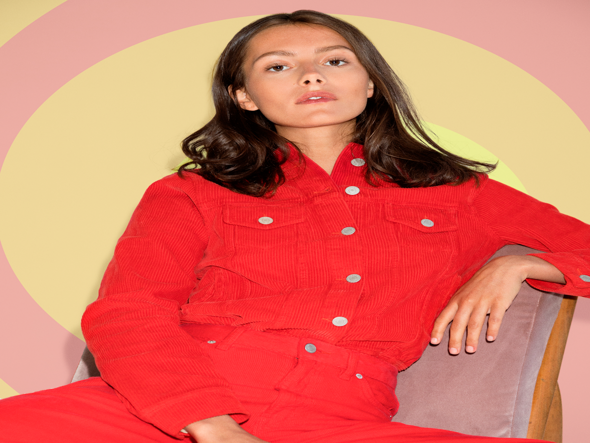 This Swedish Brand Is Giving Corduroy A Sexy Makeover