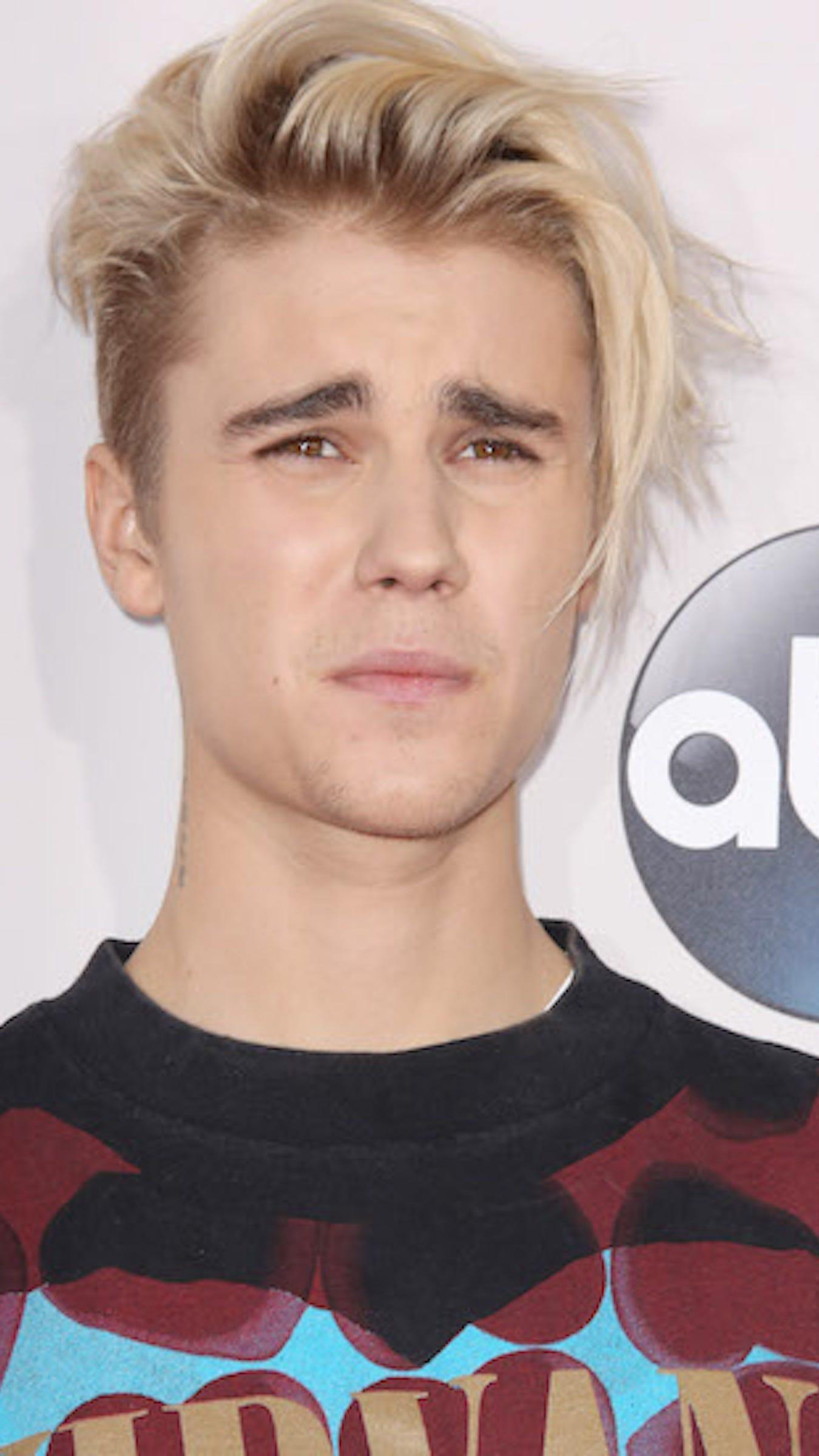 Justin Bieber Superfan Confession - Justin bieber undercut hairstyle 2016