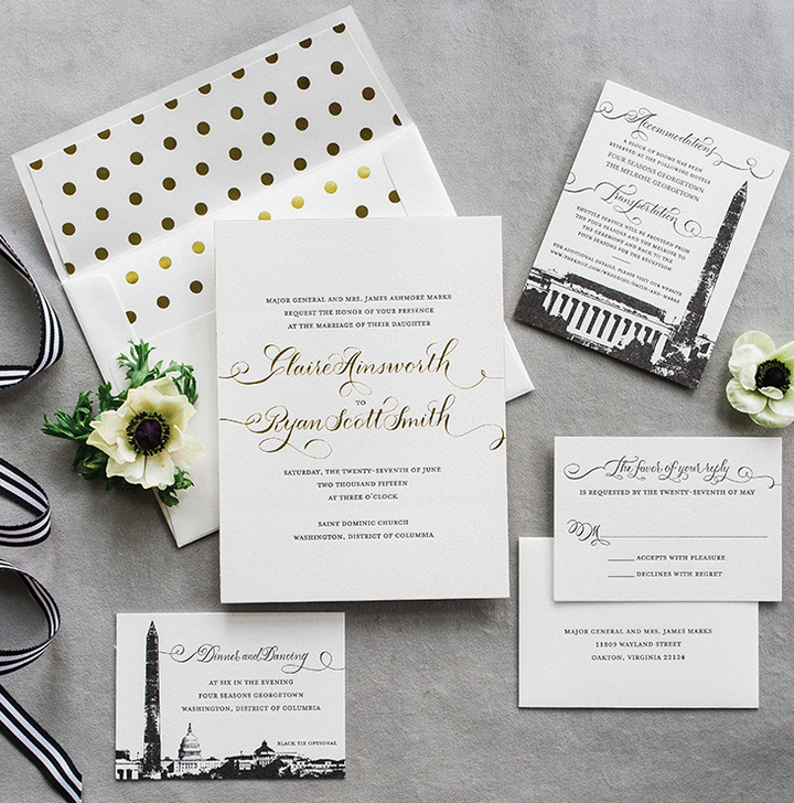 photo courtesy of the dandelion patch - Ideas For Wedding Invitations