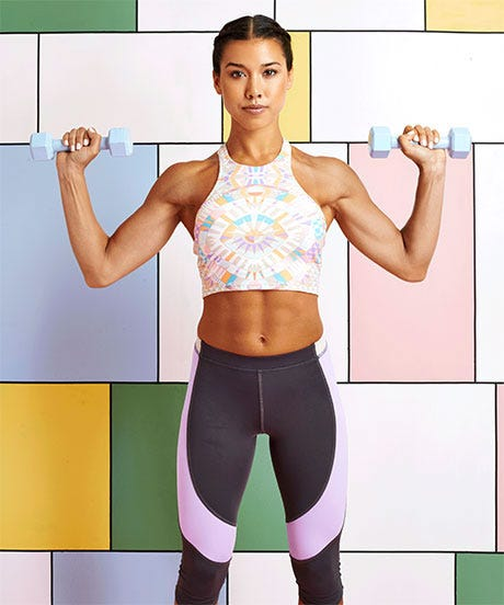 This 30-Day Upper-Body Challenge Will Transform Your Arms & Shoulders