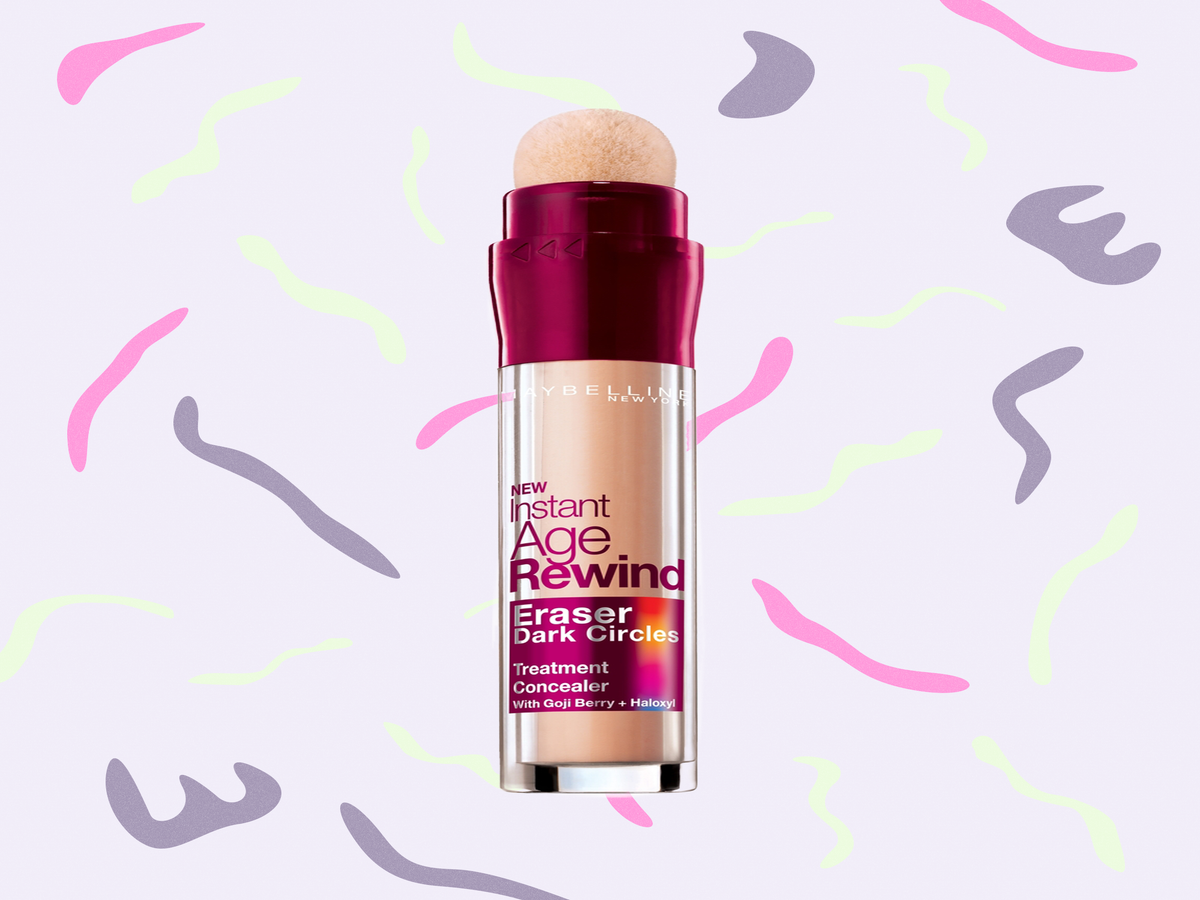5 Drugstore Concealers Celeb Makeup Artists Actually Use