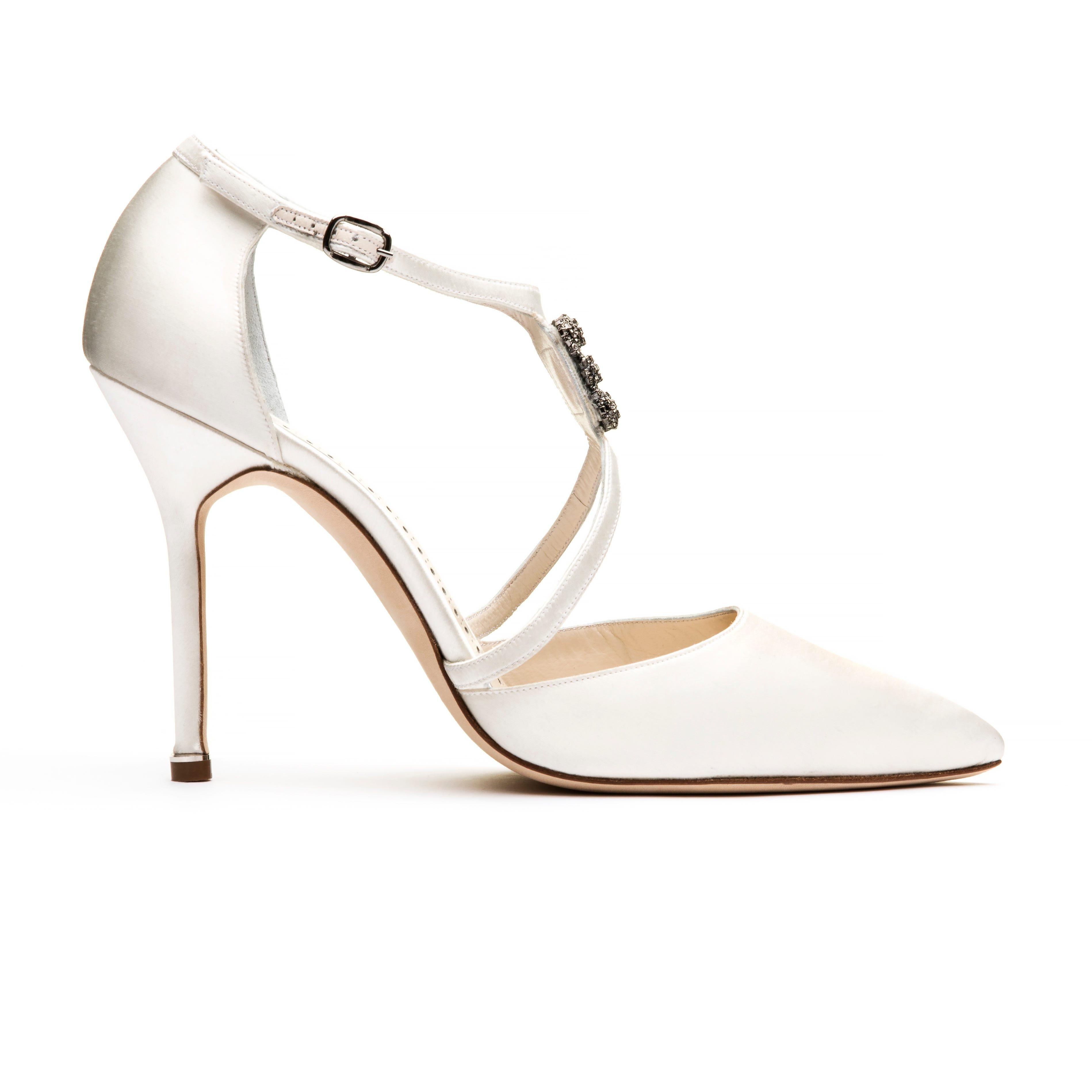Manolo blahnik bridal collection launch wedding shoes junglespirit Choice Image