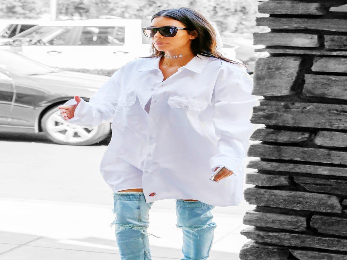 Kim Kardashian Just Wore Dickies. Should We Talk About It?