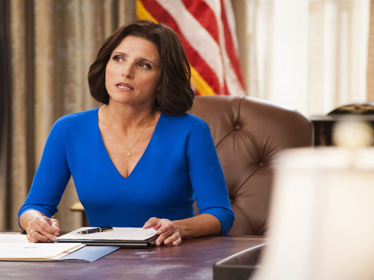 Now Trump Is Ruining TV: Veep Just Scrapped A Joke Because Of Him